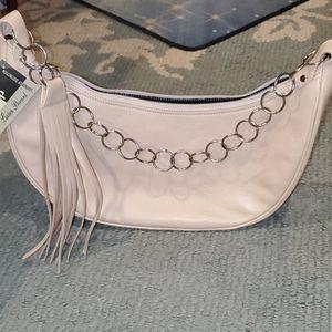 BNWT Half moon shape purse